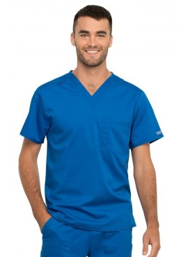 Cherokee Workwear Revolution Unisex V-Neck Scrub Top - WW625