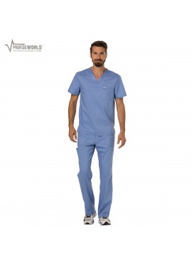 Cherokee Workwear Men's Revolution Stretch Scrub Set - WW690-WW140
