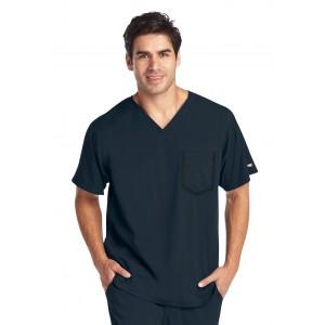 Grey's Anatomy Impact Men's V-Neck Scrub Top - 0118