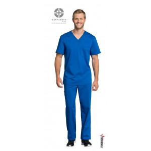 Cherokee Workwear Revolution Tech Men's Scrub Set - WW250AB / WW755AB