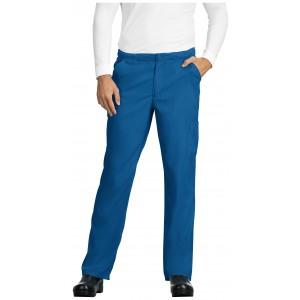 Koi Lite Men's Discovery Slim Fit Straight Leg Scrub Pants- 606