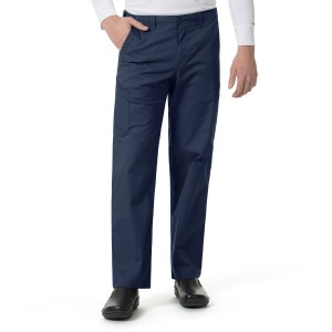 Carhartt Men's Ripstop Rugged Flex Scrub Pants - Straight Leg, Multi Cargo Pocket - C56418