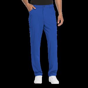 Dickies Advance Men's Solid Tonal Twist Stretch Scrub Pants - DK205