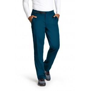 Grey's Anatomy Spandex Stretch Men's Wesley Modern Cargo Pocket Scrub Pants- GRSP507