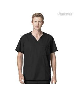 WonderWink Men's WonderWORK Muli-Pocket Top - 103