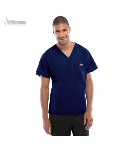 Cherokee Workwear Men's V-Neck Top - 4789