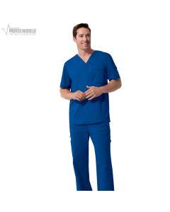 Dickies Men's Gen Flex Youtility Contrast Stitch Scrub Set - 81722/81003