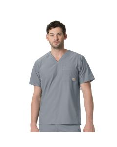 Carhartt Men's V-Neck Scrub Top - C15106