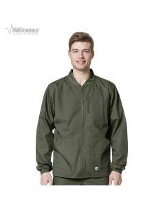 Carhartt Men's Ripstop Front Zip Jacket - C84108