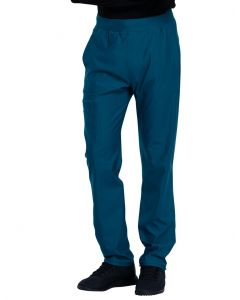 Cherokee Form Men's Ultra Stretch Pull on Cargo Scrub Pants- CK185
