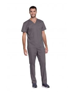 Genuine Dickies Industrial Laundry Strength Strong Multi Pocket Scrub Set - GD620/GD120