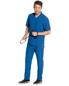 Grey's Anatomy Edge Men's Designer Scrub Set - GET009/GEP002
