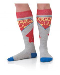 Landau Footwear Men's Antimicrobial 8-15mmHg Compression Socks - L50001