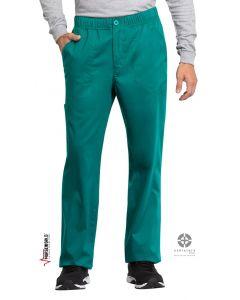 Cherokee Workwear Revolution Tech Men's Straight Leg Drawstring Scrub Pants - WW250AB