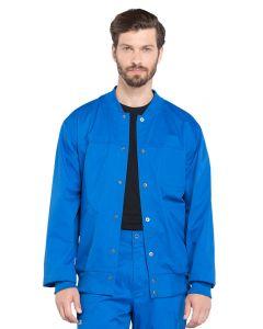 Cherokee Workwear Core Stretch Men's Warm Up Scrub Jacket - WW330