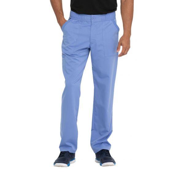 Dickies Balance Men's Straight Leg Cargo Pocket Scrubs Pants -DK220