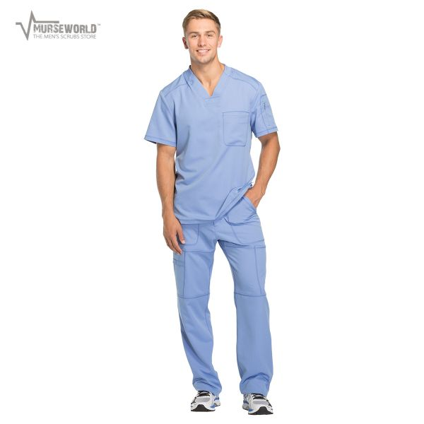 Dickies Men's Dynamix Stretch Scrub Set - DK610/DK110