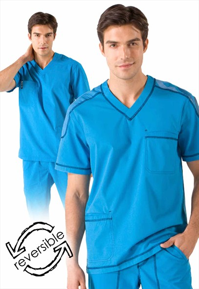 Ecko Mercer Ecko Greenwich Reversible Scrubs