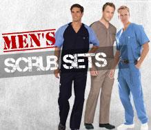 Men's Scrub Sets