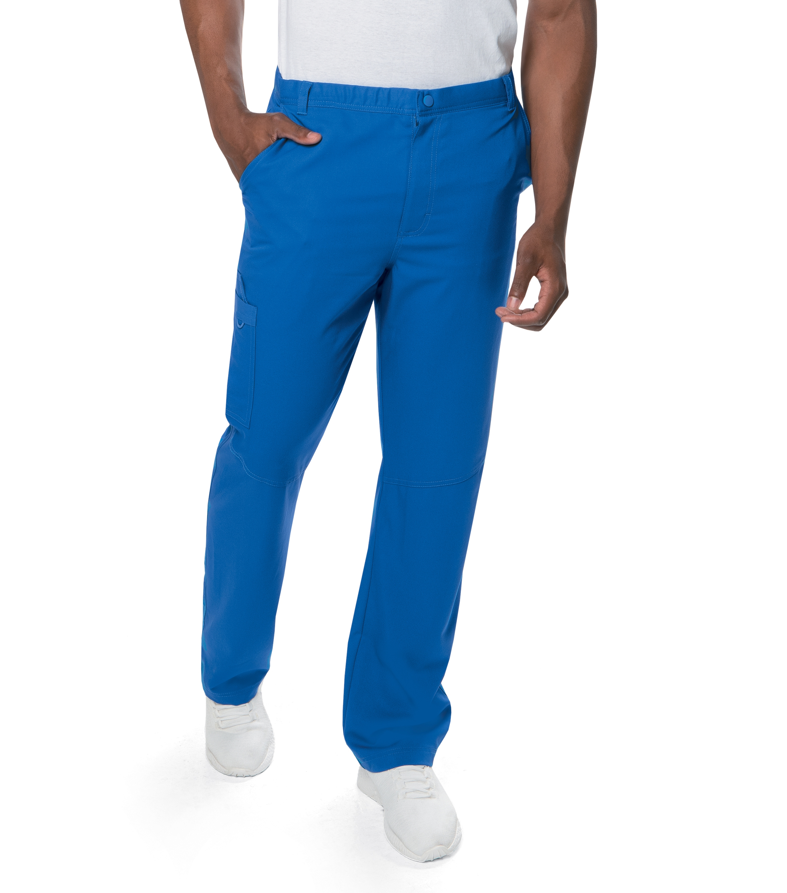 Urbane Ultimate Men's Cargo Stretch 6 Pocket Scrub Pants- 9252
